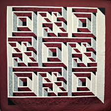 Walk Quilt Kit - Kit 110 & Labyrinth Walk Quilt Kit - Kit 110 Adamdwight.com