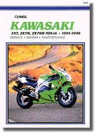 1991 1998 kawasaki zx7 ninja repair manual by clymer
