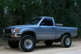 1990 Toyota Pickup 2 Dr Deluxe 4WD Standard Cab SB | Trucks ...