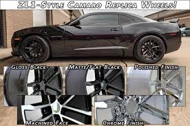 2010 Camaro Bolt Pattern