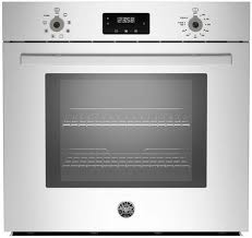 capacity electric single wall oven