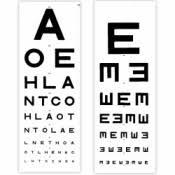 Eye Side Test Chart 48 Rigorous Eye Test Distance From Chart