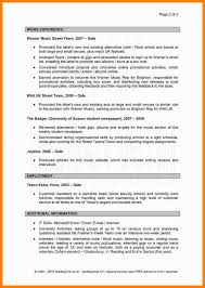 Example Of A Profile For A Resumes Profile Summary Example Resumes Ukran Agdiffusion Resume Profile