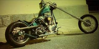 the history of the chopper motorcycle get lowered cycles