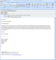 Sample Email For Job Application With Resume Best Samples Famous