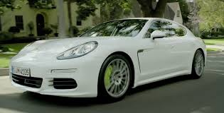 Panamera Facelift Makes Video Debut as Amazing New S E-Hybrid ...