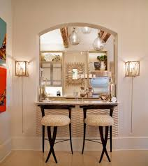 wall accent lighting. Accent Lighting Arched Wall. Image By: Karen Giffel Interior Design LLC Wall