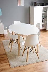 dining table retro my furniture lacquered white round retro dining table82