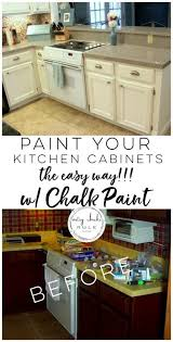 how to fix up old kitchen cabinets lovely kitchen cabinet makeover annie sloan chalk paint artsy