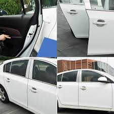 car styling car door edge scratch guard moulding trim rubber sealing strips for perodua kancil kelisa kembara myvi nautica viva in car stickers from