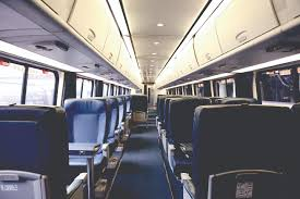 Amtrak Debuts Assigned Seat Offering For Acela First Class