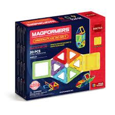 <b>Магнитный конструктор MAGFORMERS 715001</b> Window Plus Set ...