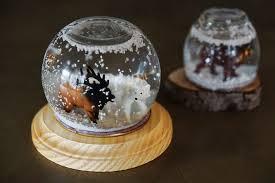 diy snow globe