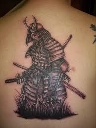 что значит тату с изображением самурая у парней и девушек