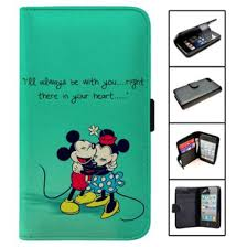 Iphone 5s Case Blue : Phone cover disney princess mickey mouse minnie and