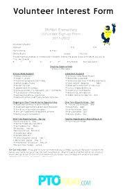 Classroom Volunteer Sign Up Sheet Gulflifa Co