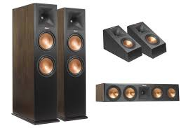 klipsch used speakers. klipsch rf-280fa (l), rp-140sa (tr), rf used speakers f