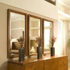 Mirrored Cabinets Living Room Living Room Living Room Mirror Wall With Vertical Rectangle