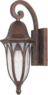 designers fountain 20611 bac berkshire traditional burnished antique copper outdoor wall lighting sconce loading zoom