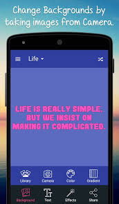 Quotes Maker Extraordinary Creative Quotes Maker For Android APK Download