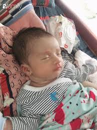 Bé trai ở Bến Tre gây sốt vì vừa sinh ra đã sở hữu chiếc mũi cao, góc  nghiêng hoàn hảo