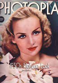 1930s makeup style3