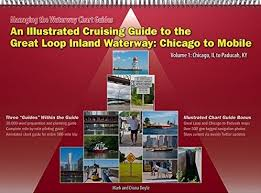 Great Loop Charts Illustrated Cruising Guide To The Great Loop Inland Waterway Chicago To Paducah