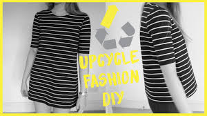 Upcycling Clothes Upcycle Clothing Diy Youtube