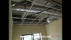 acoustical drop ceiling tile grid install acoustic pro for dimensions 1280 x 720