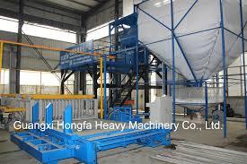 hongfa full automatic lightweight precast concrete wall panel system