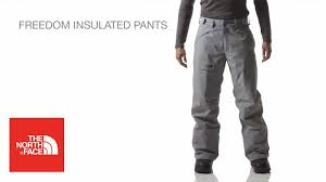 The North Face Freedom Insulated Ski Pant Mens Peter Glenn
