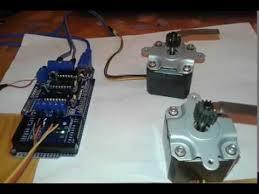 cnc machine arduino stepper motor