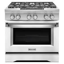 kitchenaid 48 range. kitchenaid 36 in. 5.1 cu. ft. dual fuel range with convection oven in kitchenaid 48