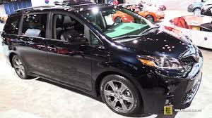 2018 Toyota Sienna Awd Review - All Car Reviews 2018
