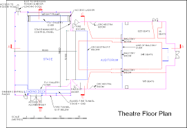 Regal Theater Seating Chart Regal Theatre Specifications Of The Theatre