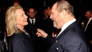 HILLARY CLINTON CAUGHT EATING DINNER WITH HARVEY WEINSTEIN WEEKS AFTER  ELECTION LOSS – The Iowa Republican