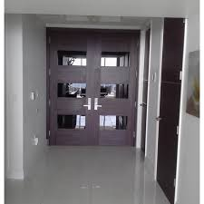 attractive modern double front doors with designer entry doors nightvaleco