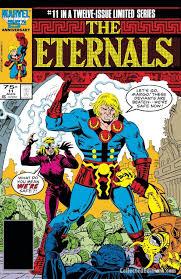 Snyder scott, seeley tim название: Eternals The Complete Saga Omnibus Hc Collected Editions