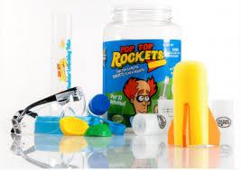 Best Science Toys for Kids | Pop Top Rockets Steve Spangler -