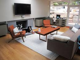 mid century modern furniture living room. Mid Century Modern Furniture Arrangement Photo - 1 Mid Century Modern Furniture Living Room