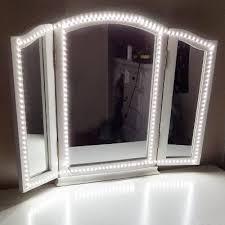 led vanity mirror lights kit vilsom 13ft 4m 240 leds