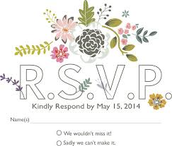 How To Reply To Wedding Rsvp Card How To Word Your Rsvps
