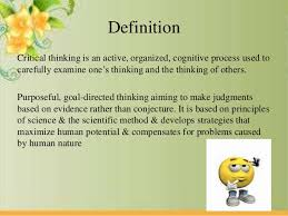 Critical thinking requires Iber Lengua critical thinking wiki jpg