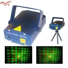 mini laser stage lighting holographic laser star projector