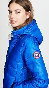 Canada Goose PBI Camp Hooded Jacket ...