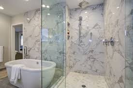 how to care for natural stone shower walls