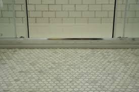 hexagon tile floor idea our gorgeous hexagonal marble mosaic floor