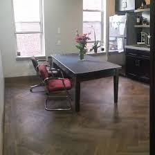 Herringbone Kitchen Floor Current Trends In Hardwood Flooring