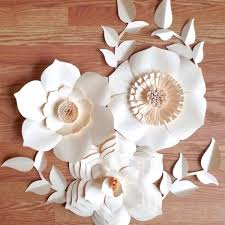 Diy Paper Flower Diy Paper Flower Crafts And Projects Pink Lover