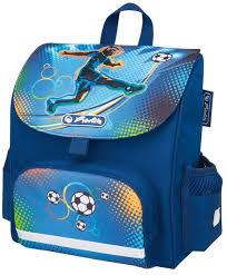 <b>Herlitz Ранец дошкольный</b> Mini Softbag Soccer